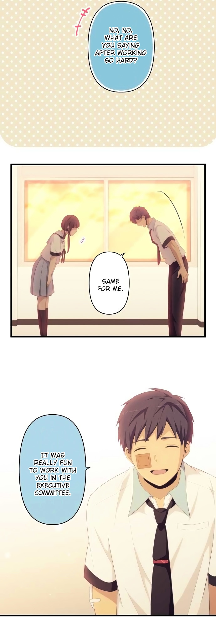 ReLIFE Chapter 151.2  Online Free Manga Read Image 14