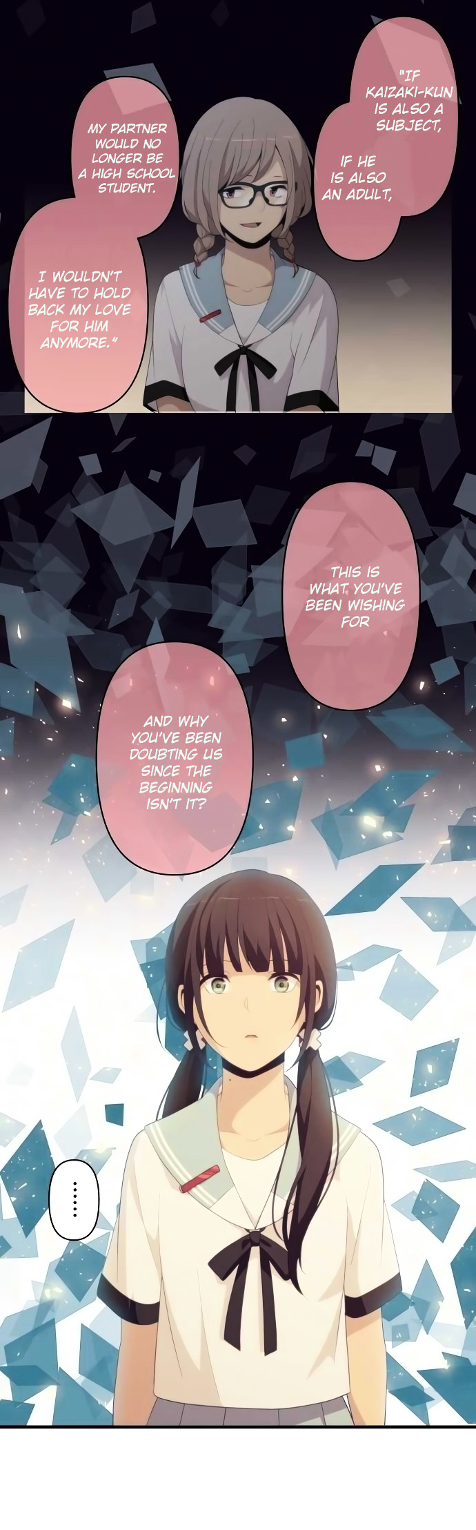 ReLIFE Chapter 151.2  Online Free Manga Read Image 20