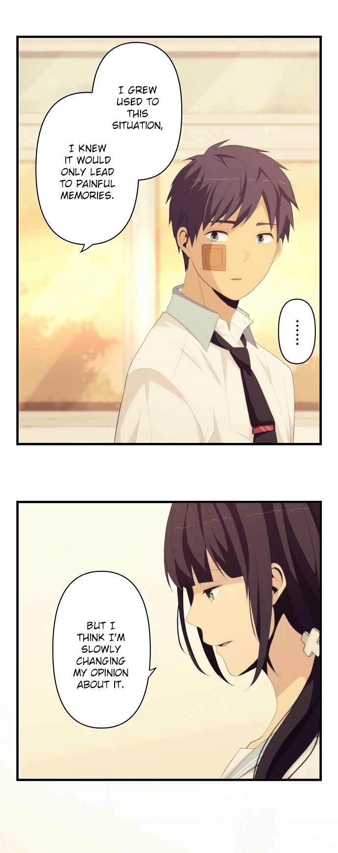 ReLIFE Chapter 151.2  Online Free Manga Read Image 4