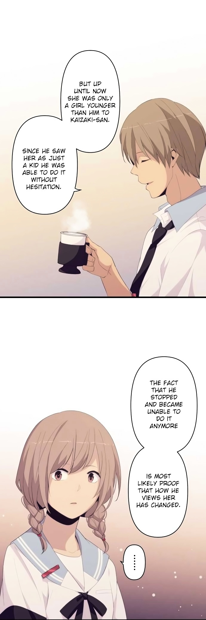 ReLIFE Chapter 152  Online Free Manga Read Image 19