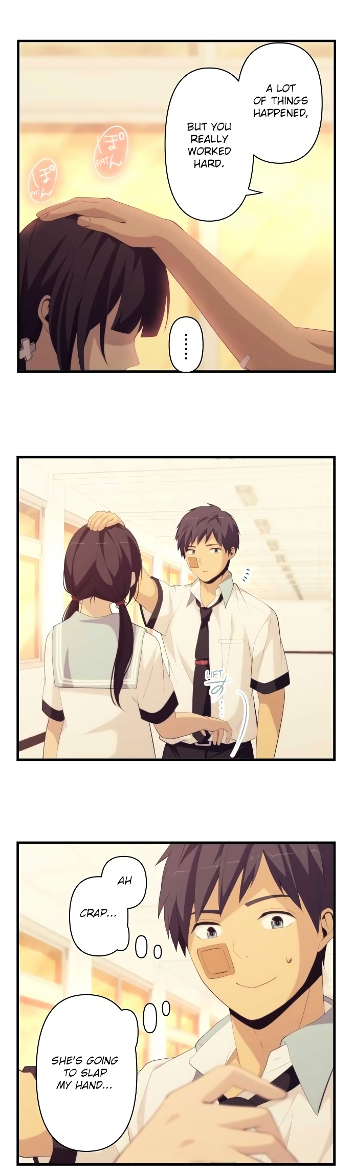 ReLIFE Chapter 152  Online Free Manga Read Image 8