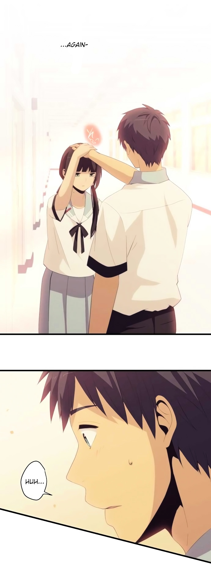 ReLIFE Chapter 152  Online Free Manga Read Image 9