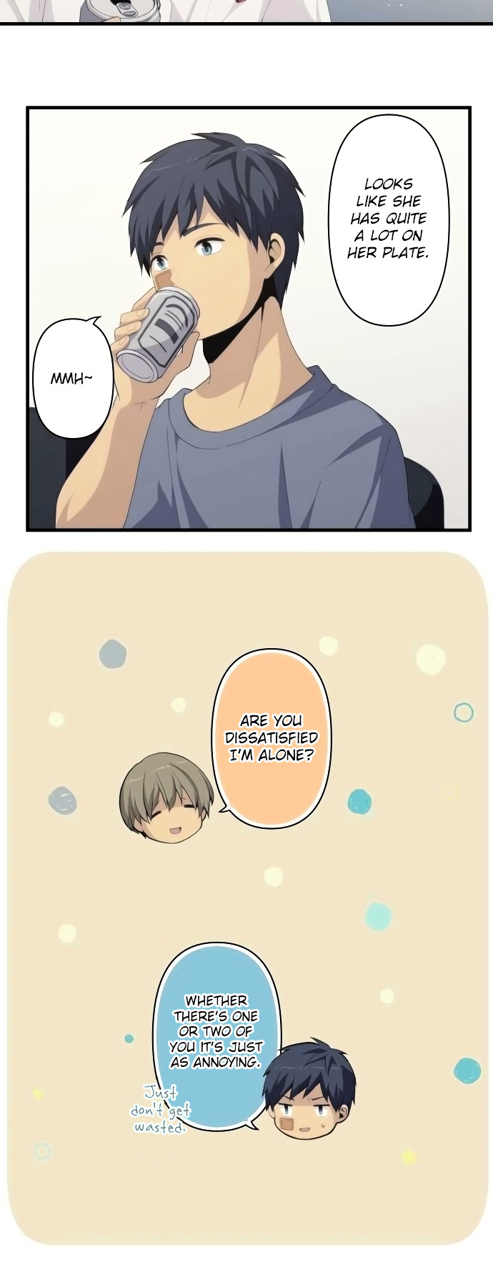 ReLIFE Chapter 153  Online Free Manga Read Image 19