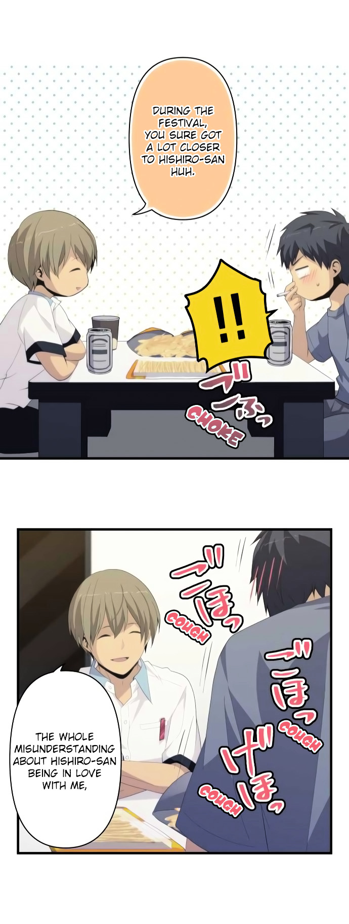 ReLIFE Chapter 153  Online Free Manga Read Image 24