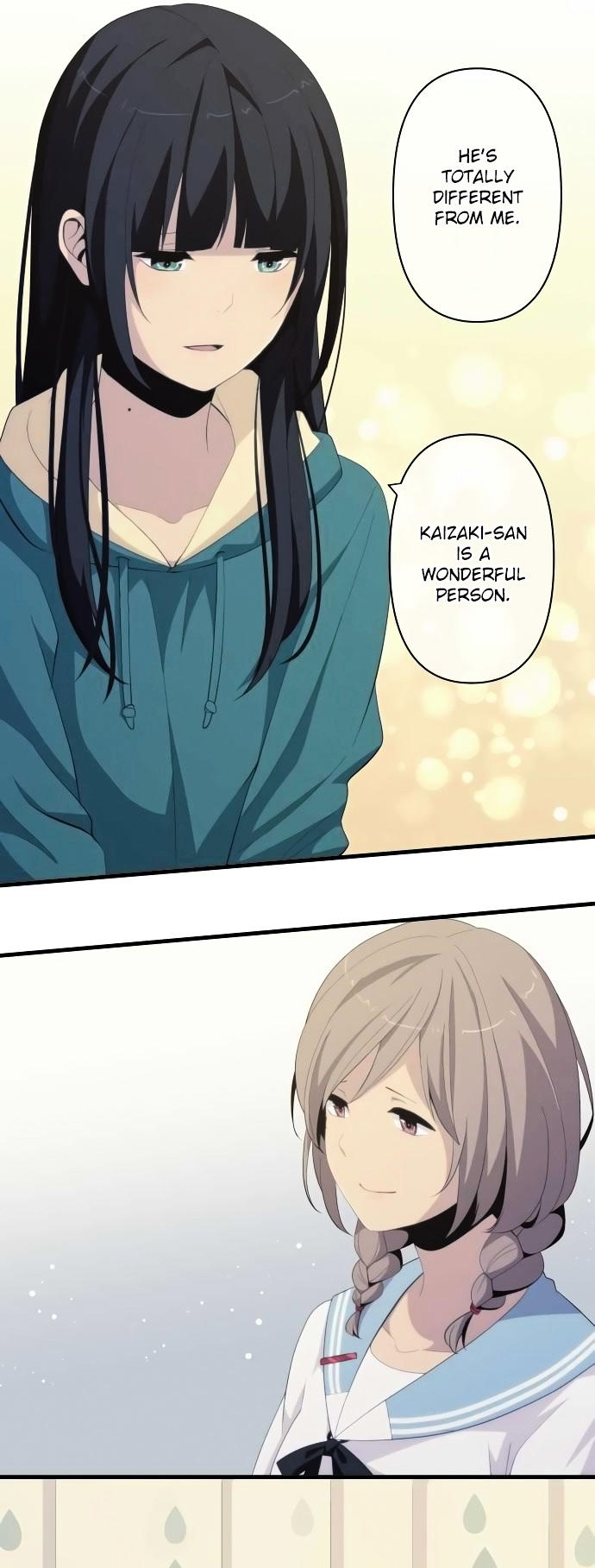 ReLIFE Chapter 153  Online Free Manga Read Image 8