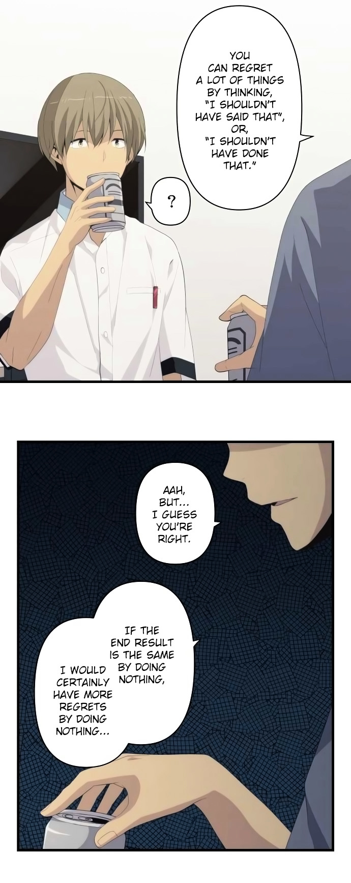 ReLIFE Chapter 154  Online Free Manga Read Image 12