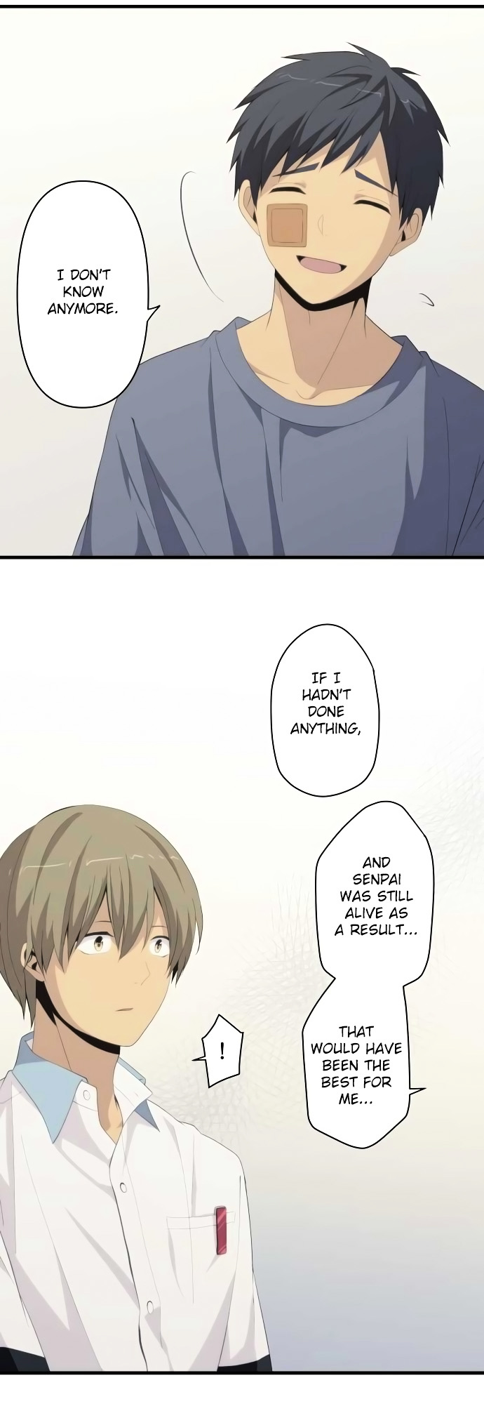ReLIFE Chapter 154  Online Free Manga Read Image 13