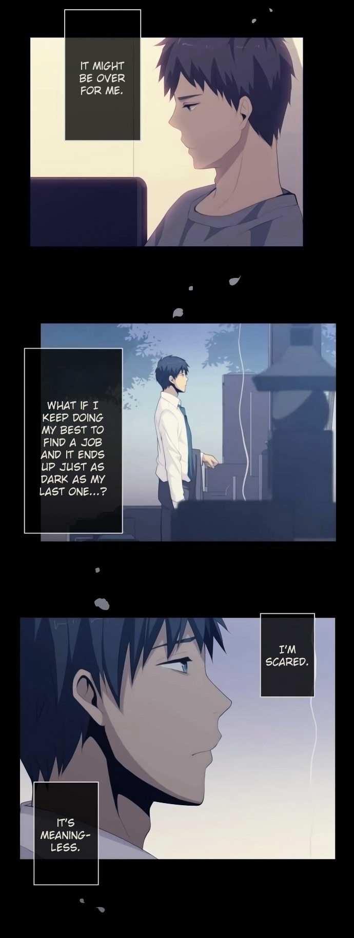 ReLIFE Chapter 154  Online Free Manga Read Image 17