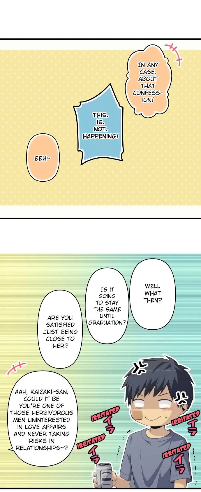 ReLIFE Chapter 154  Online Free Manga Read Image 21