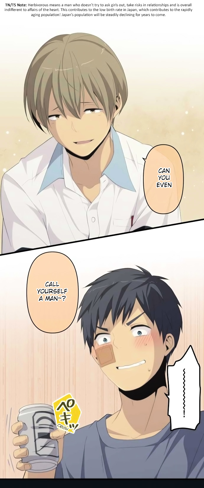 ReLIFE Chapter 154  Online Free Manga Read Image 22