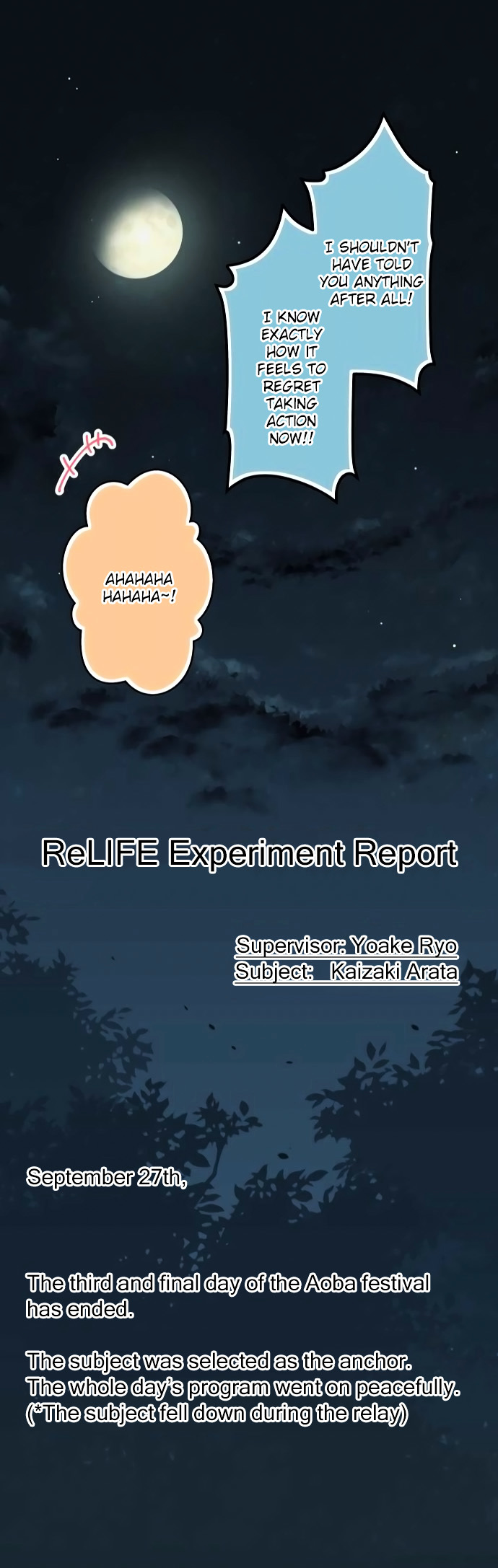 ReLIFE Chapter 154  Online Free Manga Read Image 23