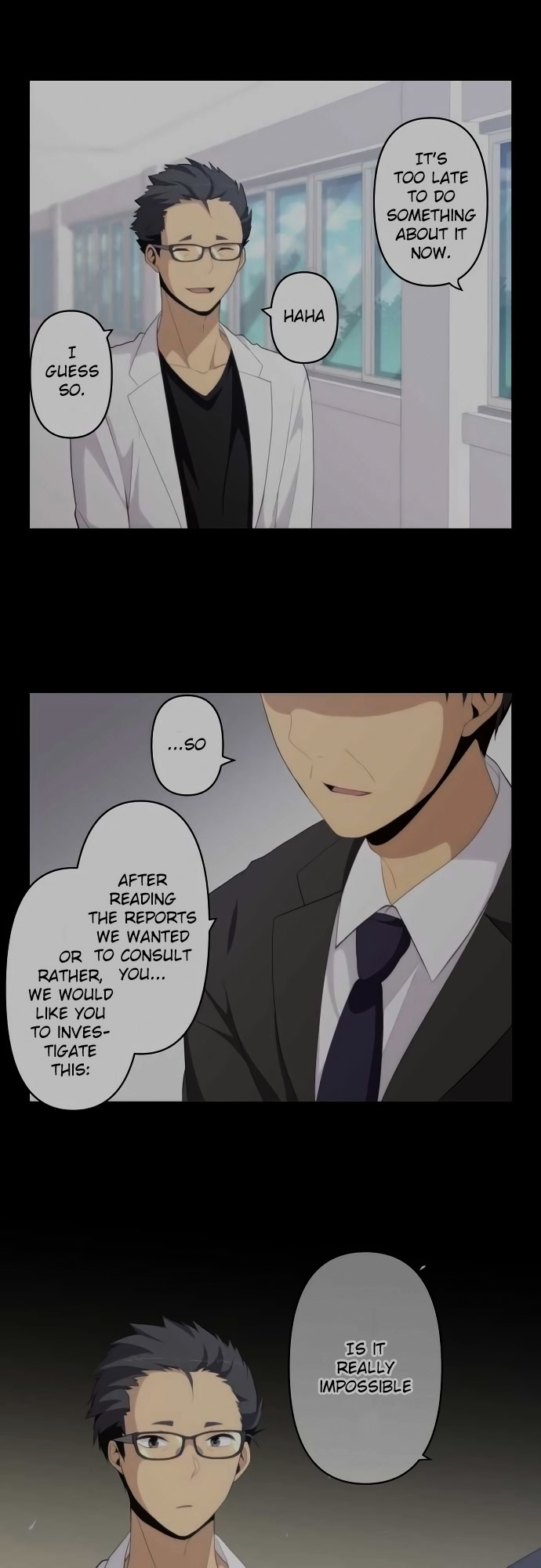 ReLIFE Chapter 155  Online Free Manga Read Image 12
