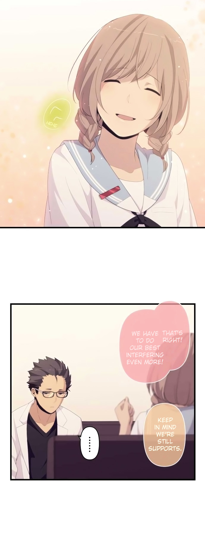 ReLIFE Chapter 155  Online Free Manga Read Image 21