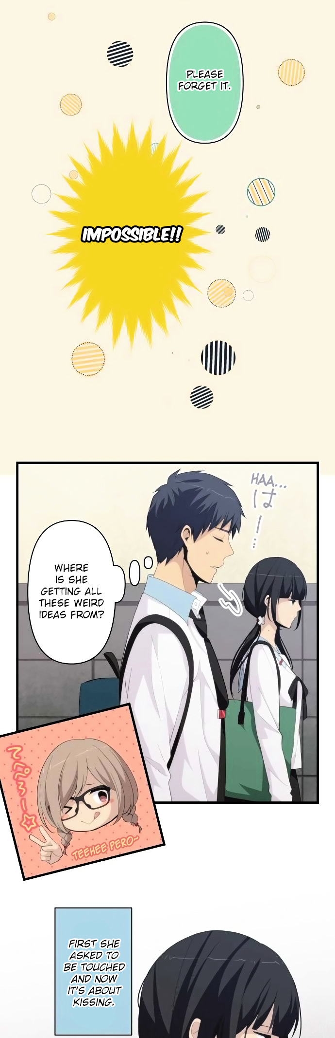 ReLIFE Chapter 156  Online Free Manga Read Image 11