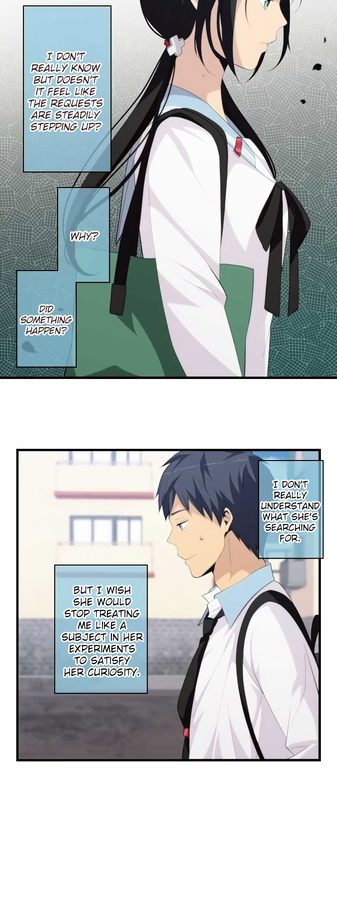 ReLIFE Chapter 156  Online Free Manga Read Image 12