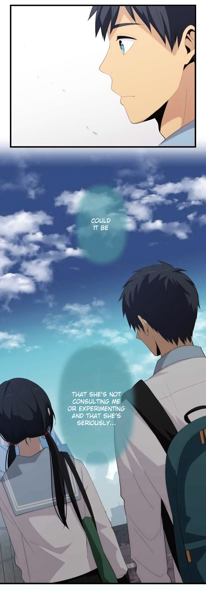 ReLIFE Chapter 156  Online Free Manga Read Image 13