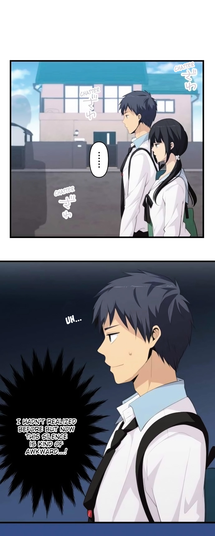 ReLIFE Chapter 156  Online Free Manga Read Image 3