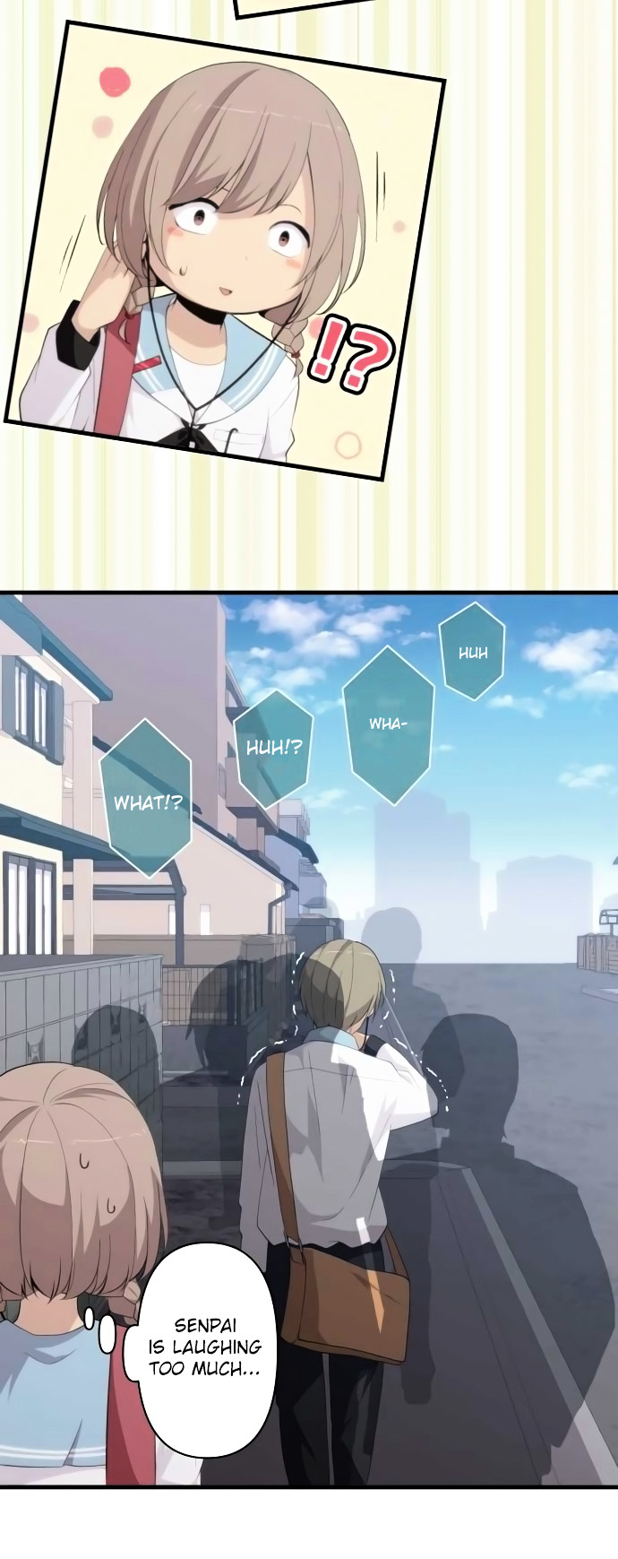 ReLIFE Chapter 156  Online Free Manga Read Image 7