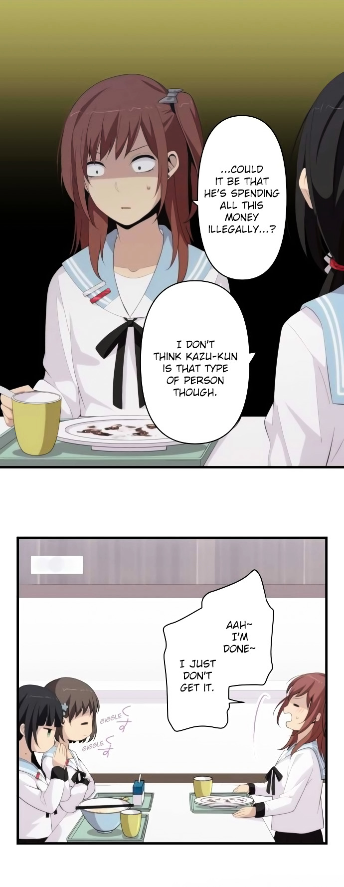 ReLIFE Chapter 157  Online Free Manga Read Image 15