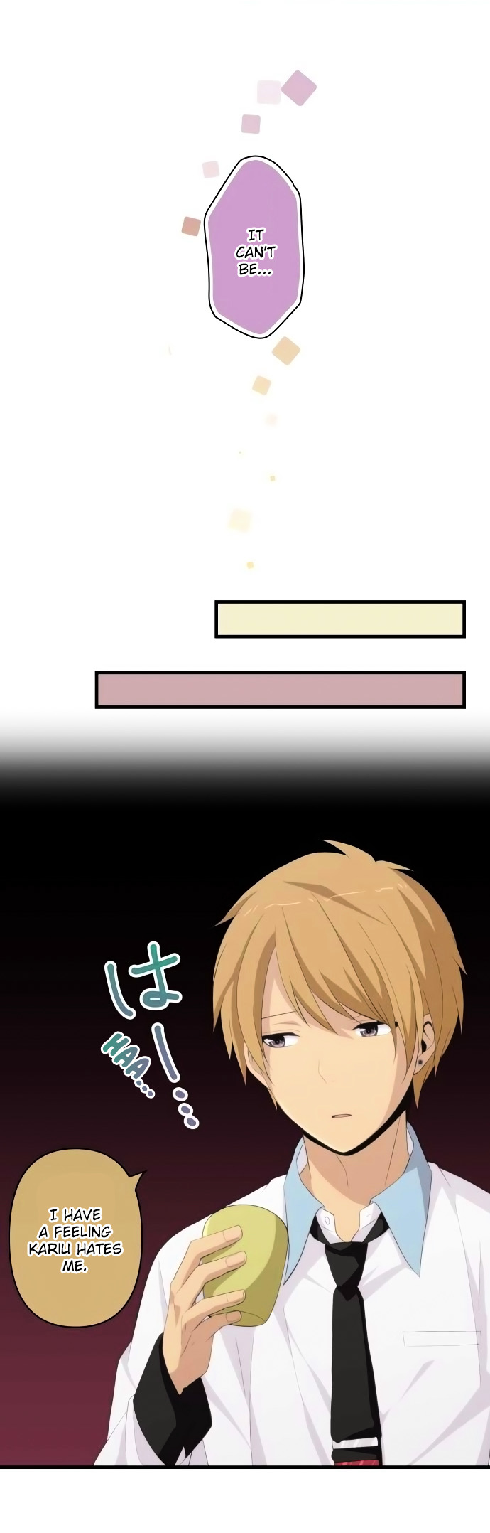 ReLIFE Chapter 157  Online Free Manga Read Image 20
