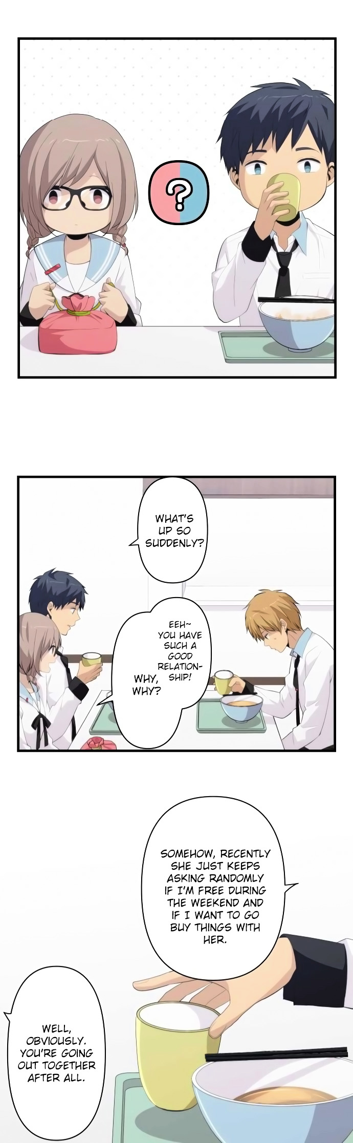 ReLIFE Chapter 157  Online Free Manga Read Image 21