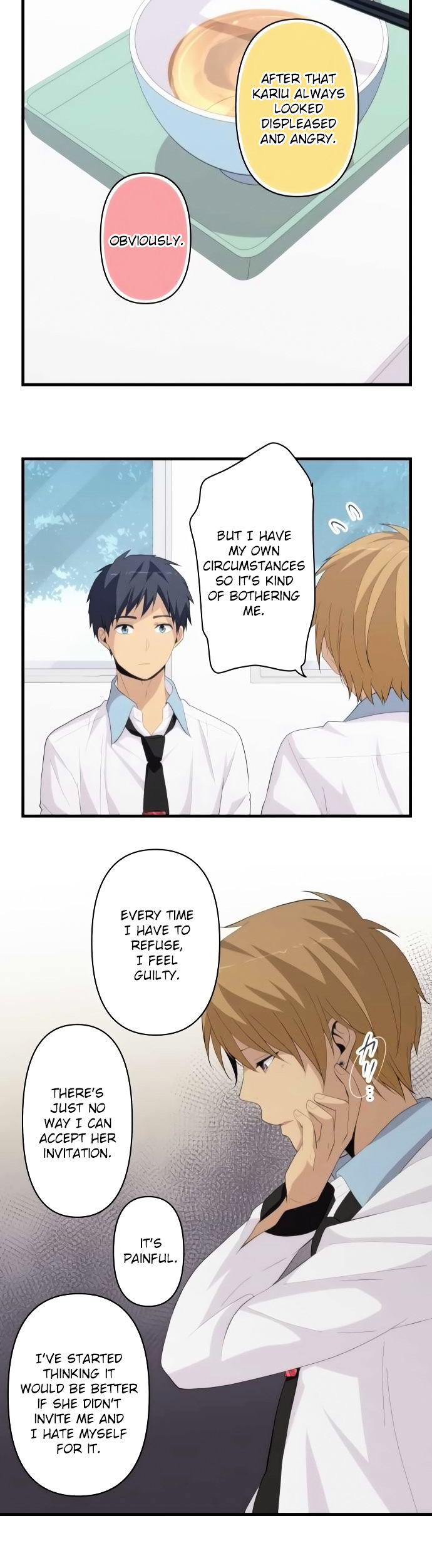 ReLIFE Chapter 157  Online Free Manga Read Image 24