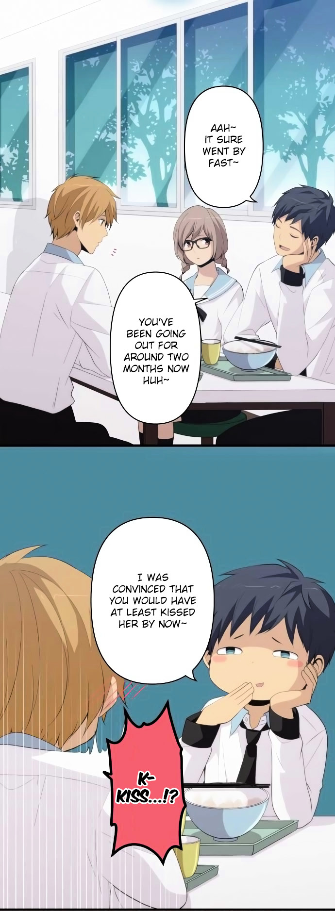 ReLIFE Chapter 158  Online Free Manga Read Image 7