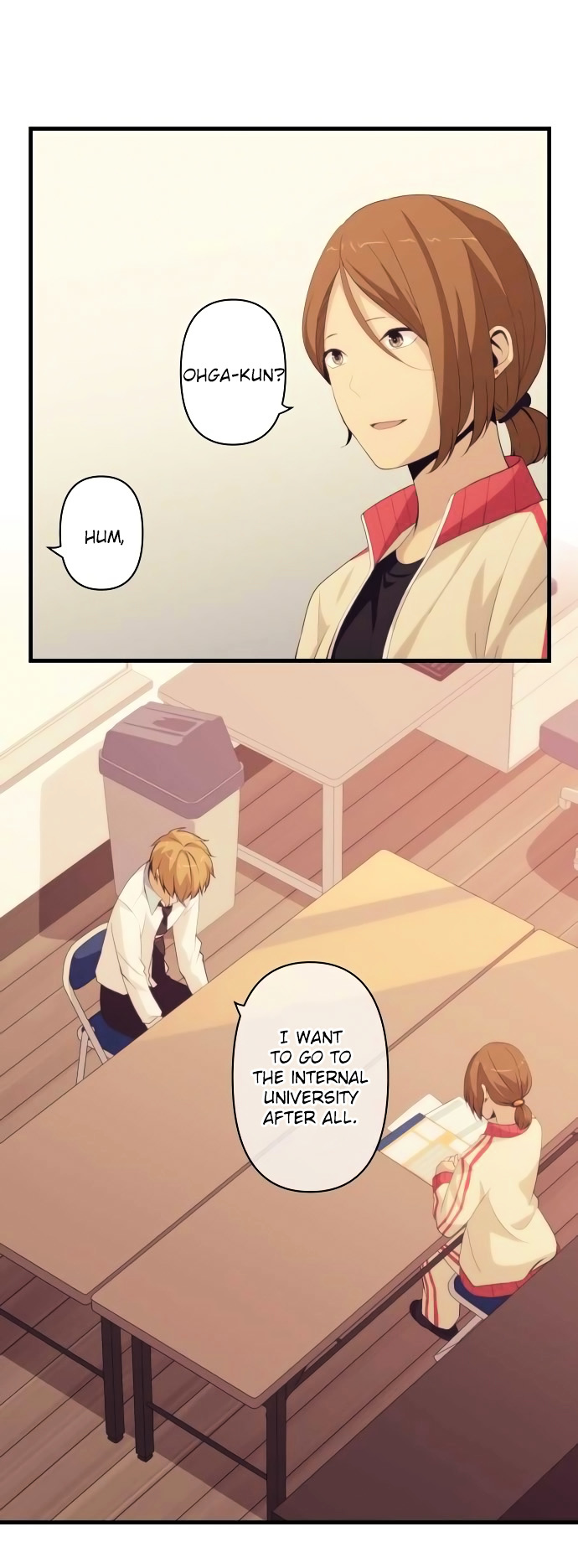 ReLIFE Chapter 159  Online Free Manga Read Image 13