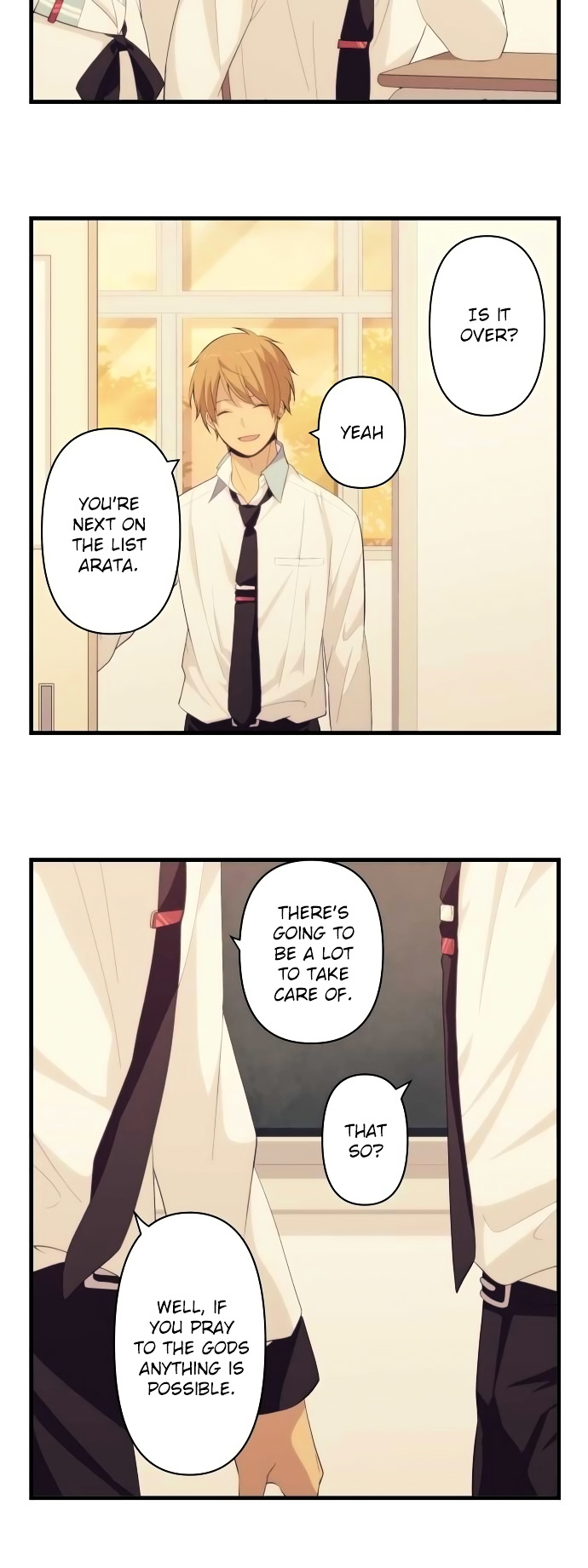 ReLIFE Chapter 159  Online Free Manga Read Image 19
