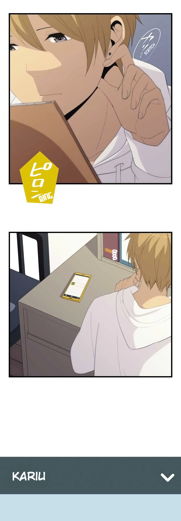 ReLIFE Chapter 159  Online Free Manga Read Image 2