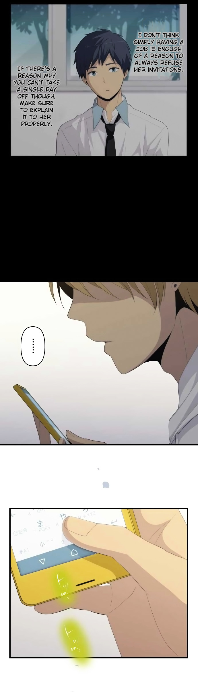 ReLIFE Chapter 159  Online Free Manga Read Image 5