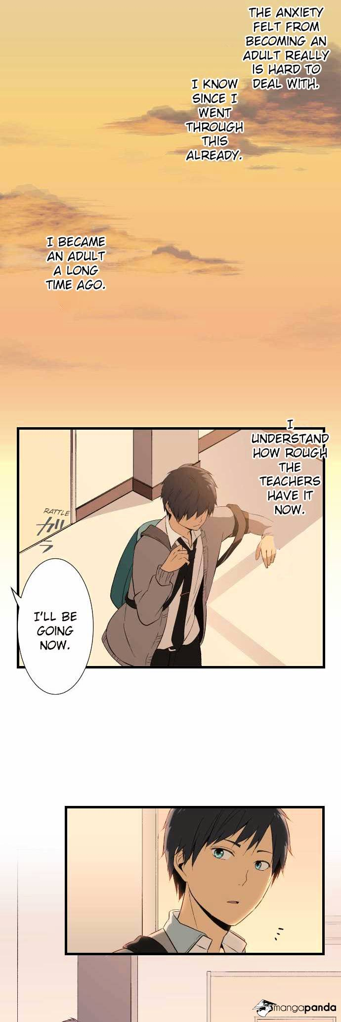 ReLIFE Chapter 16  Online Free Manga Read Image 15