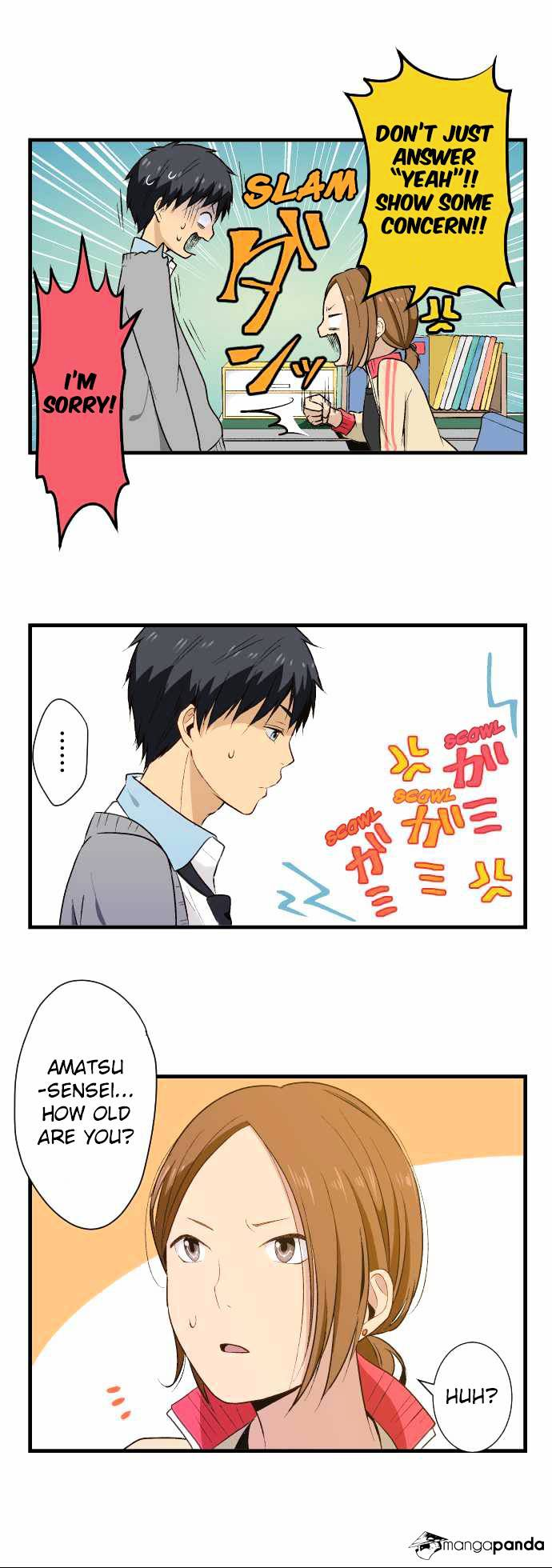 ReLIFE Chapter 16  Online Free Manga Read Image 3