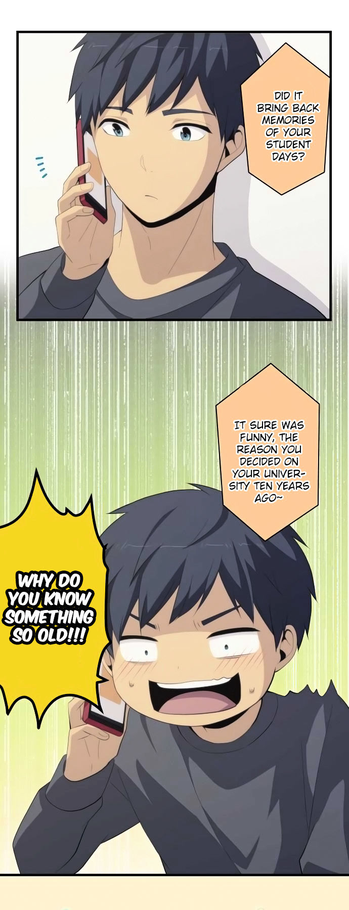 ReLIFE Chapter 160  Online Free Manga Read Image 19