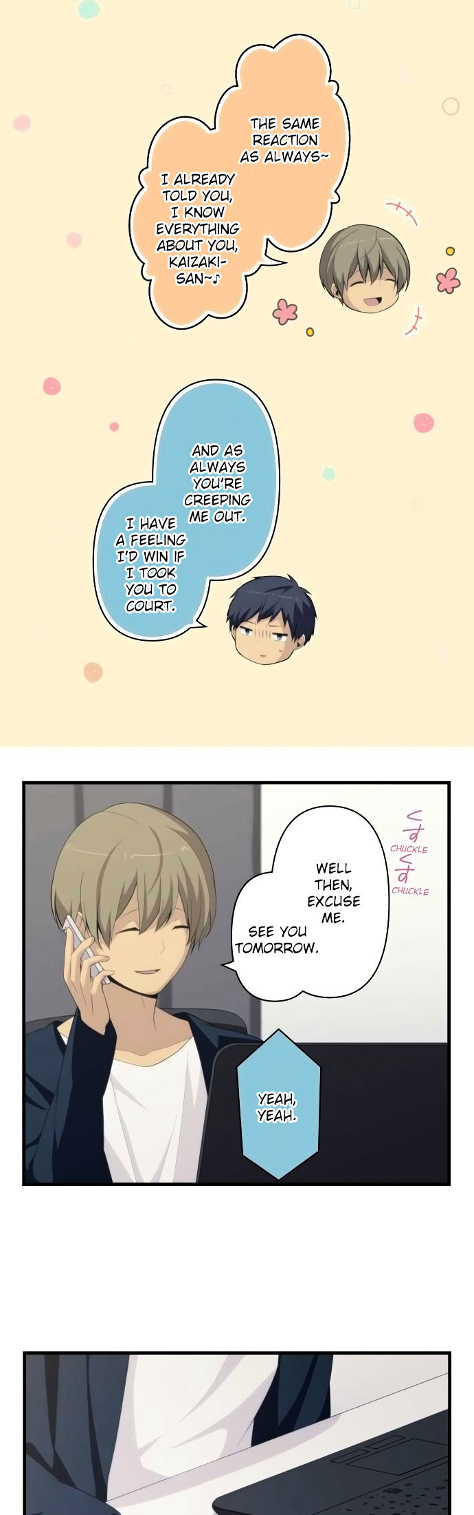 ReLIFE Chapter 160  Online Free Manga Read Image 20
