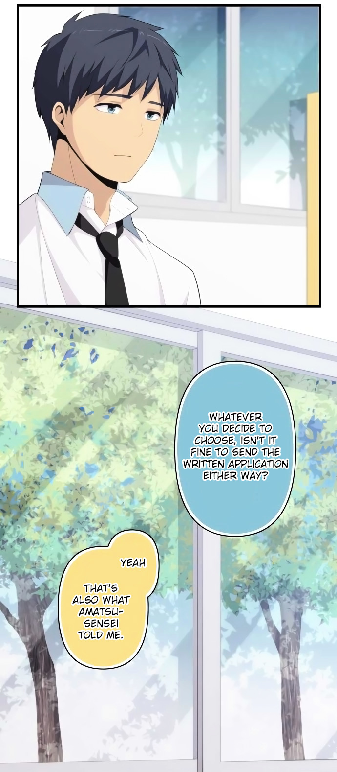 ReLIFE Chapter 161.2  Online Free Manga Read Image 14