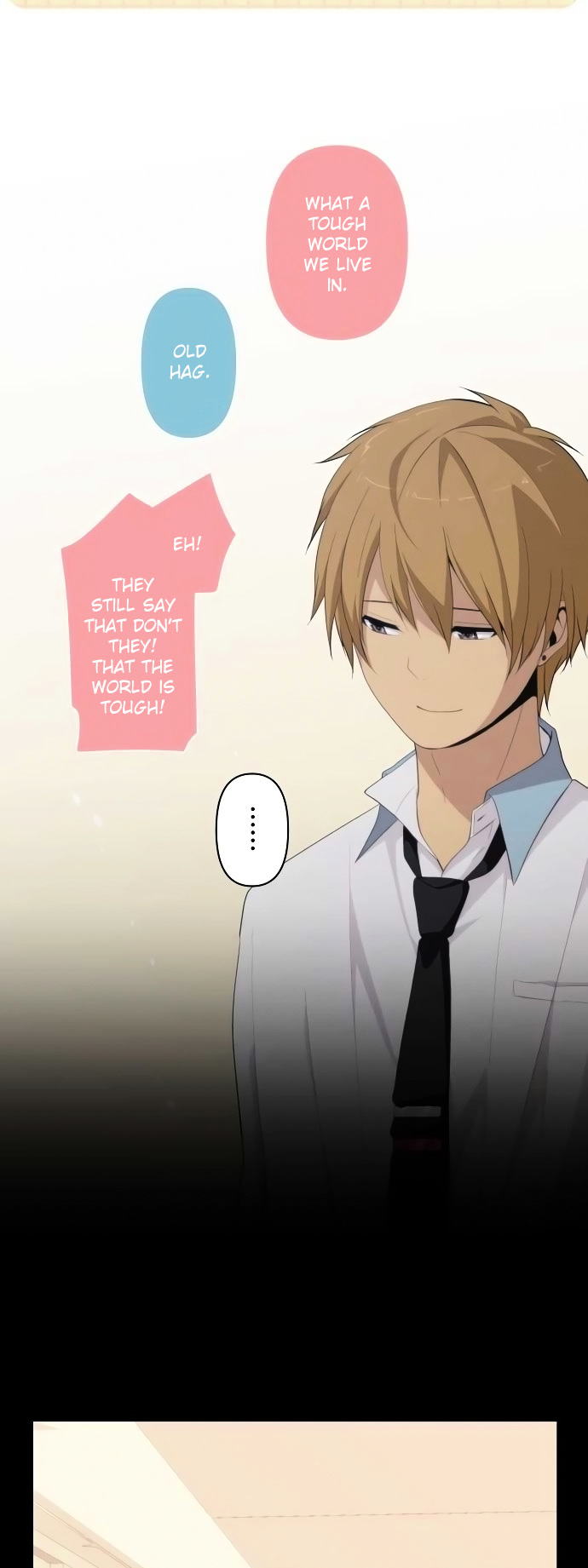 ReLIFE Chapter 161.2  Online Free Manga Read Image 18