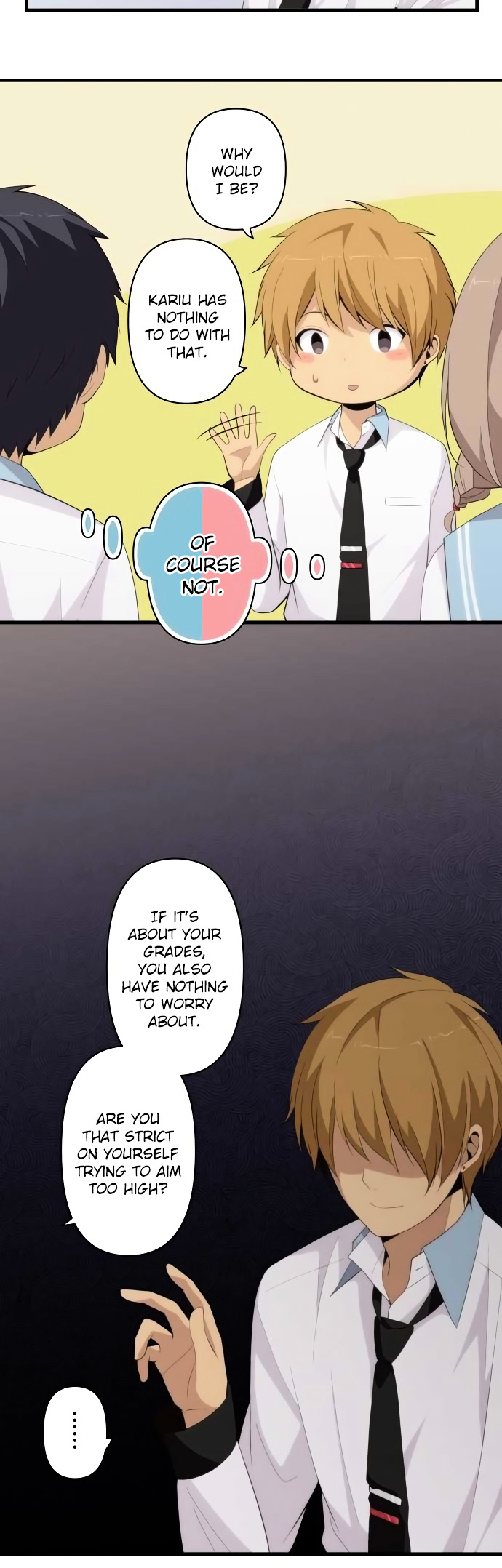 ReLIFE Chapter 161.2  Online Free Manga Read Image 8