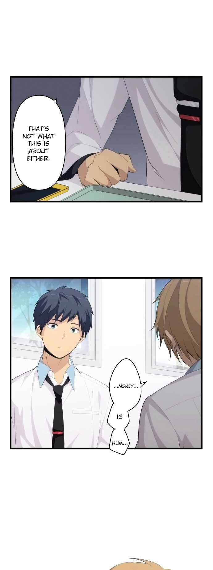 ReLIFE Chapter 161.2  Online Free Manga Read Image 9