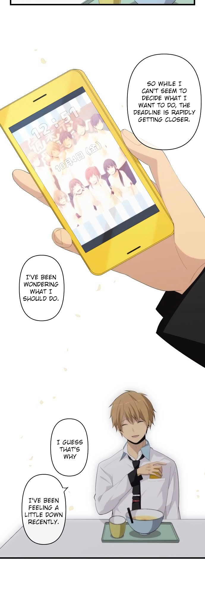 ReLIFE Chapter 161  Online Free Manga Read Image 13