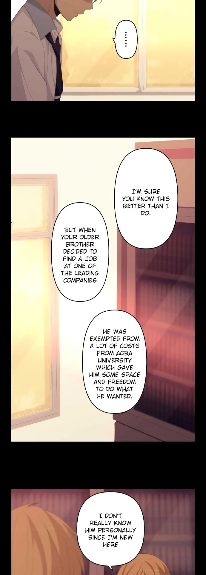 ReLIFE Chapter 161  Online Free Manga Read Image 21