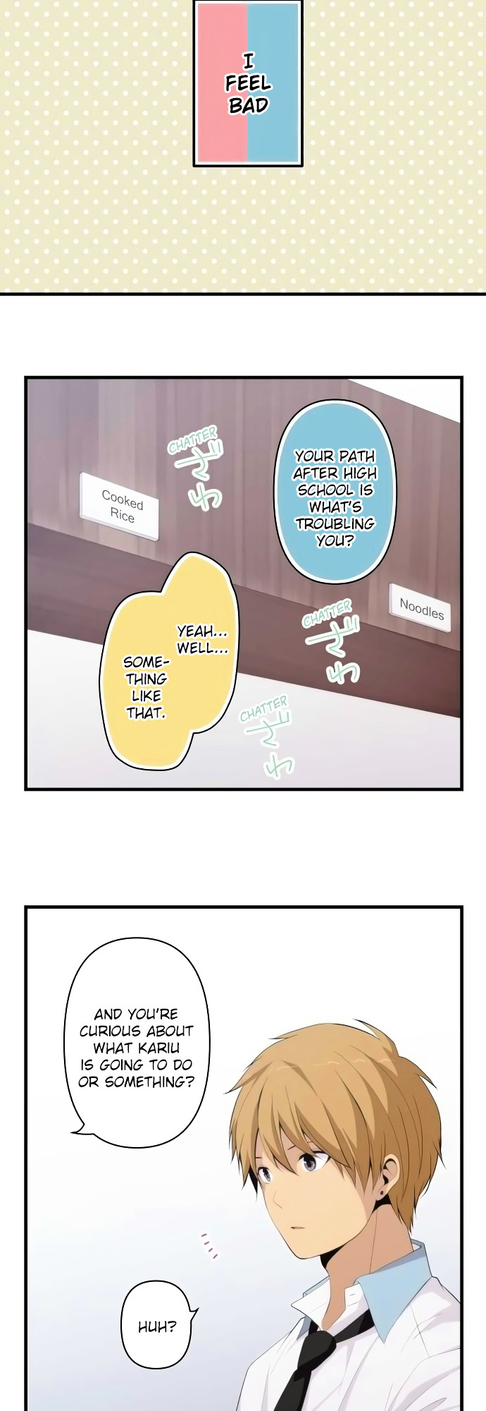ReLIFE Chapter 161  Online Free Manga Read Image 7