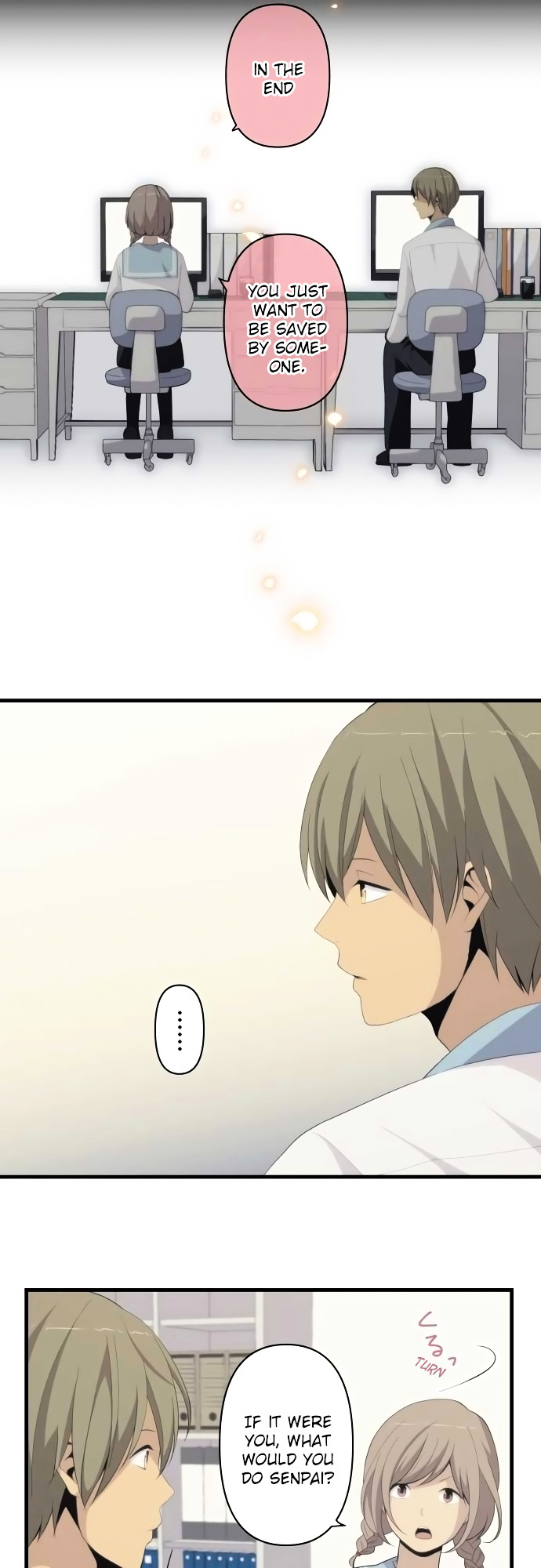 ReLIFE Chapter 162  Online Free Manga Read Image 16