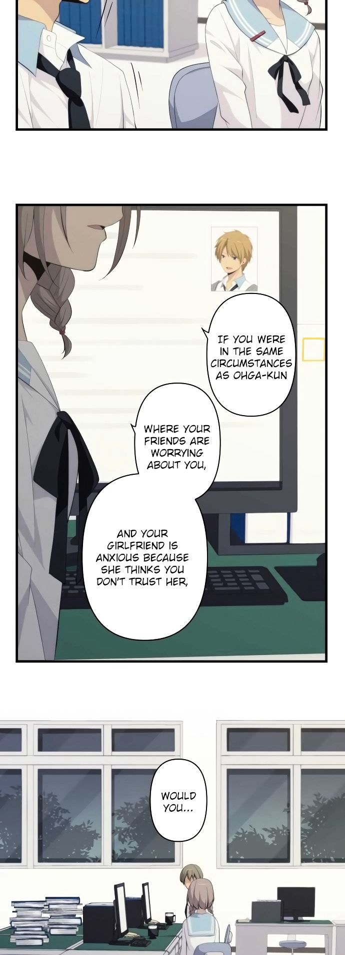 ReLIFE Chapter 162  Online Free Manga Read Image 17