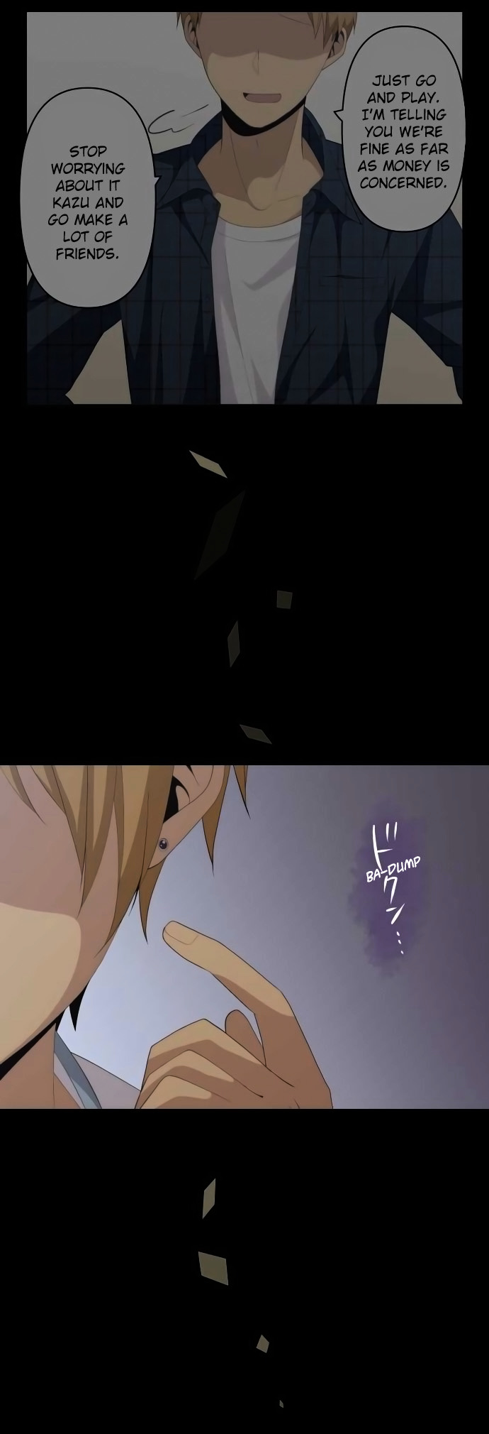 ReLIFE Chapter 162  Online Free Manga Read Image 3