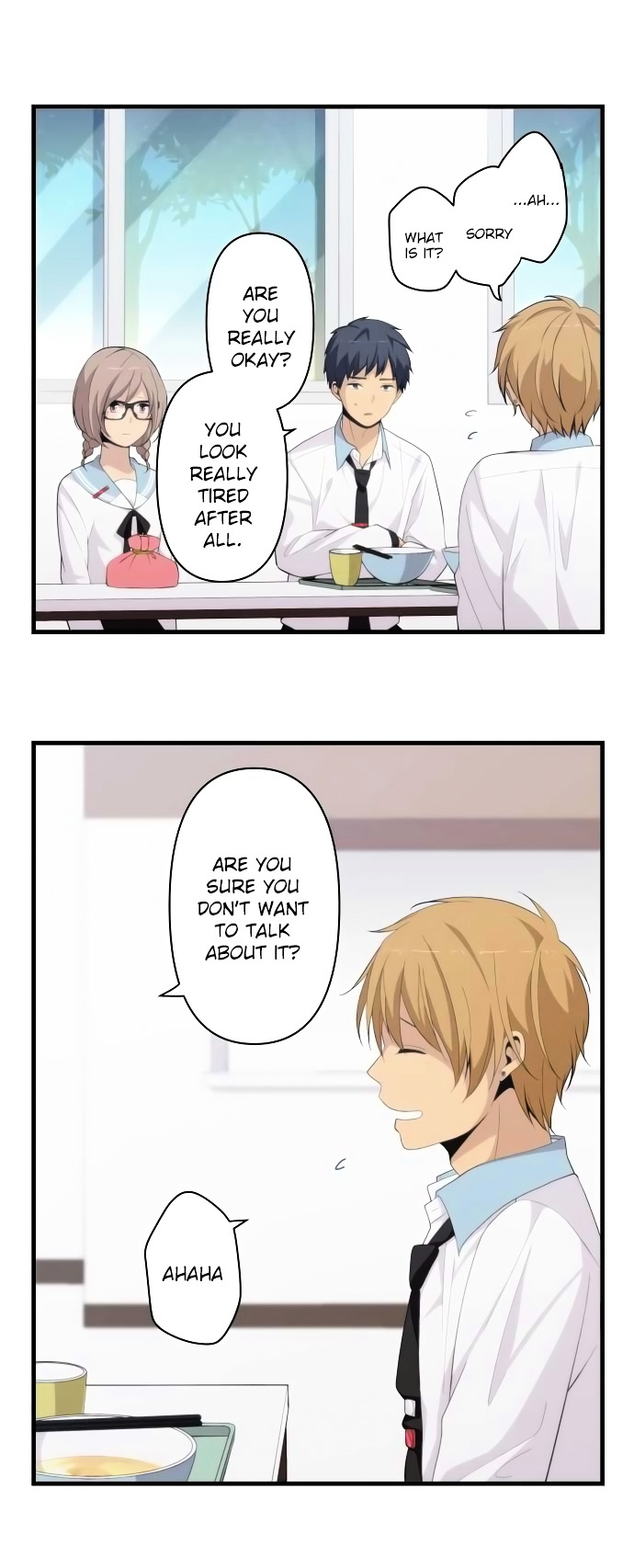 ReLIFE Chapter 162  Online Free Manga Read Image 8