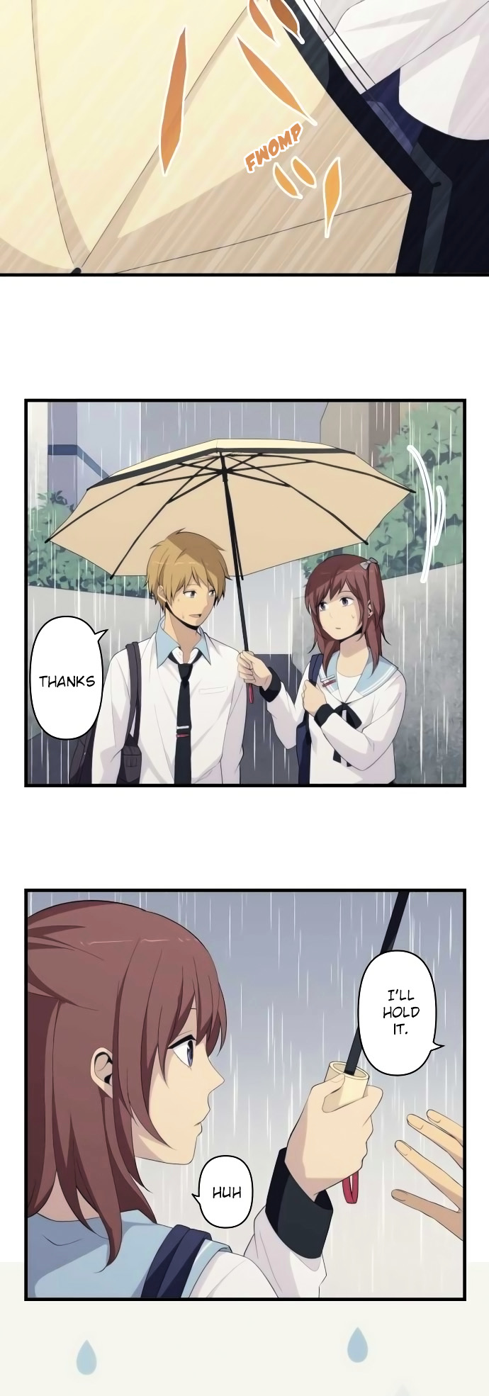 ReLIFE Chapter 164  Online Free Manga Read Image 11