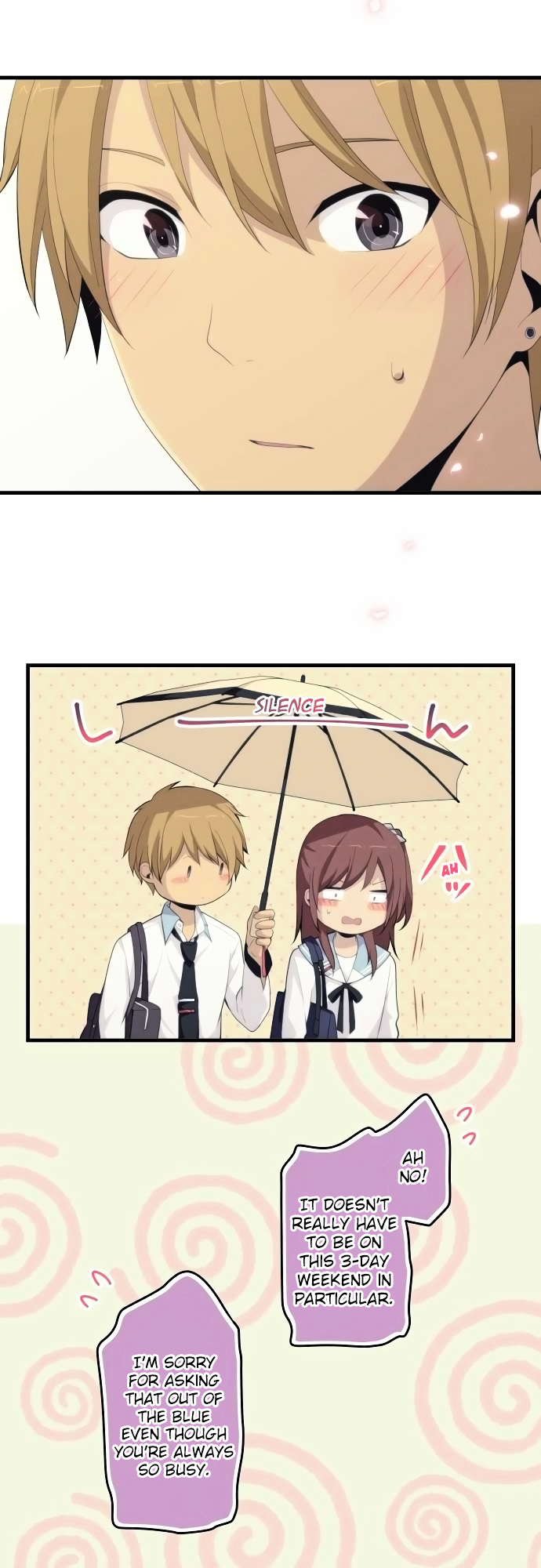 ReLIFE Chapter 164  Online Free Manga Read Image 17