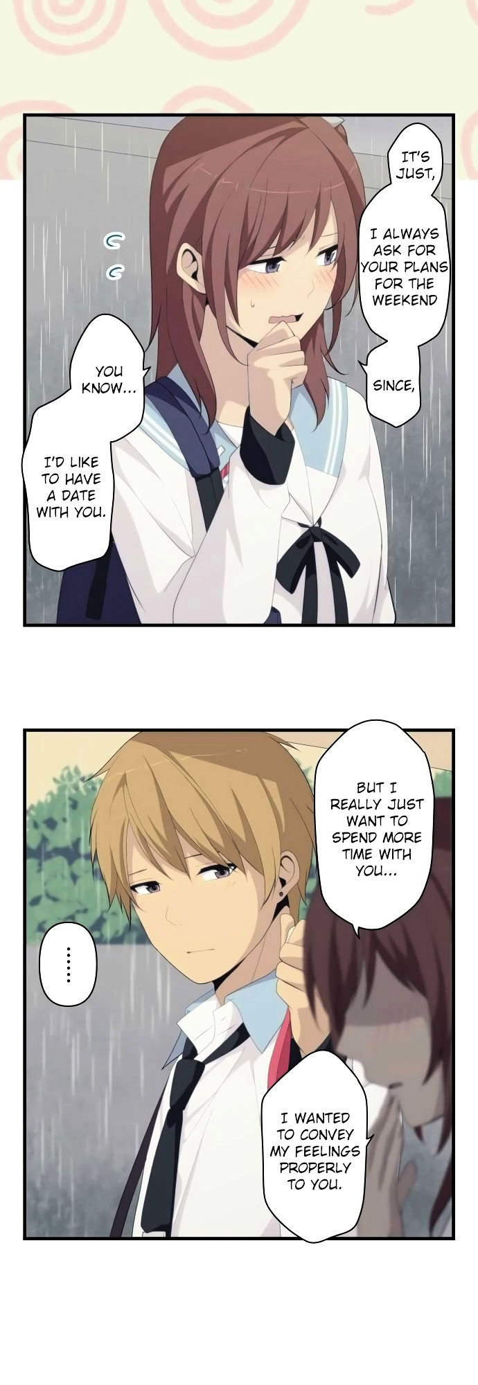 ReLIFE Chapter 164  Online Free Manga Read Image 18