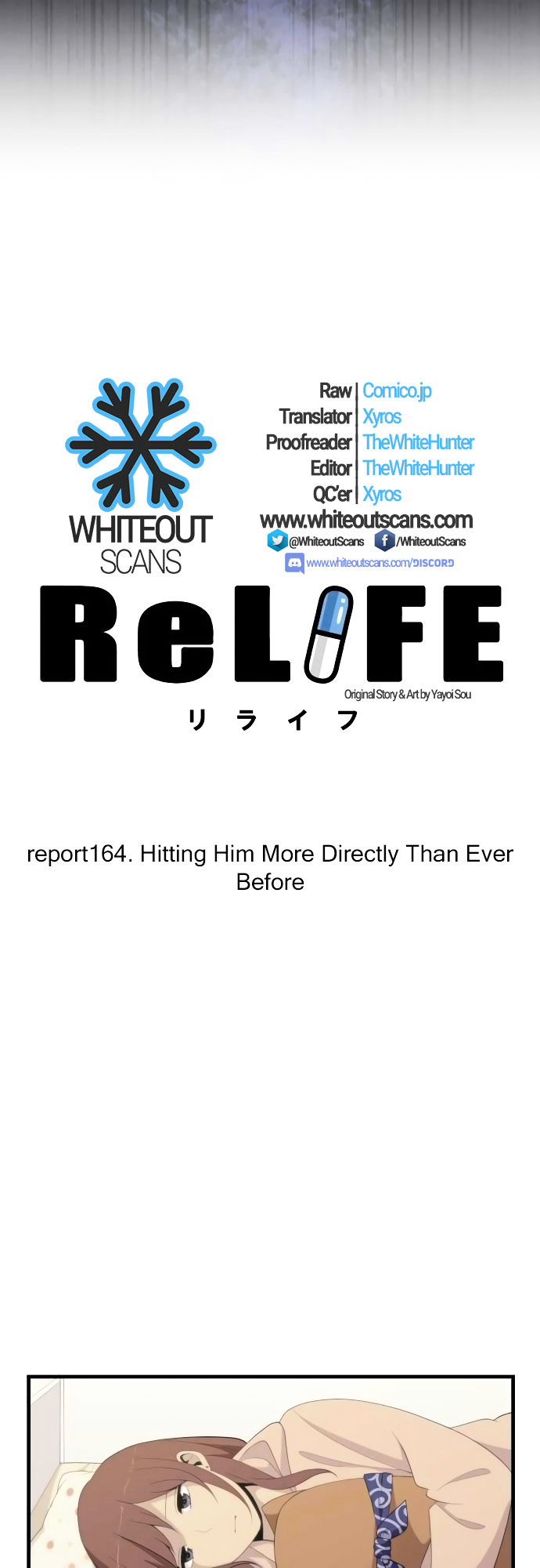 ReLIFE Chapter 164  Online Free Manga Read Image 5
